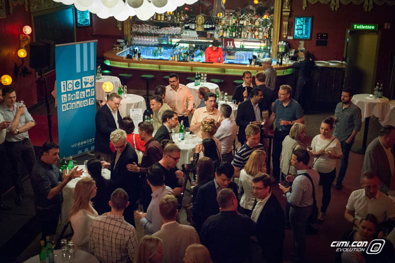 Mix & Mingle with CI experts